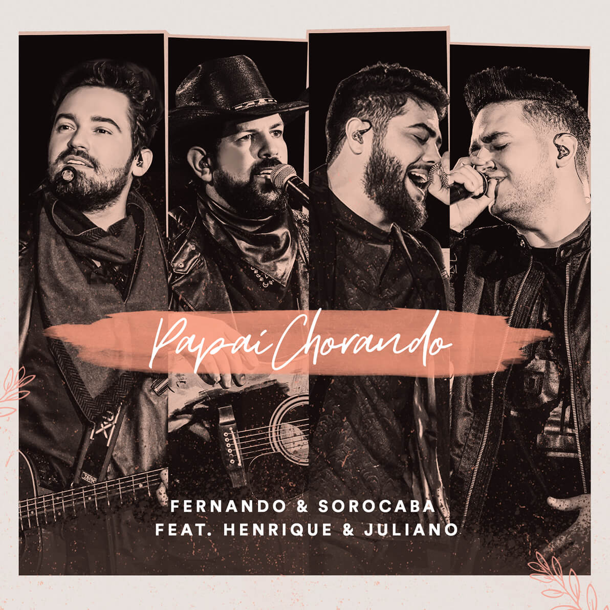 "Fernando & Sorocaba se unem à Henrique & Juliano na emocionante ""Papai Chorando"" 19"
