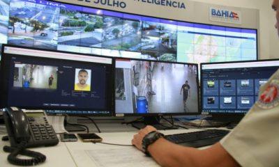Rui Costa assina ordem de serviço para ampliar reconhecimento facial e de placas no estado 12