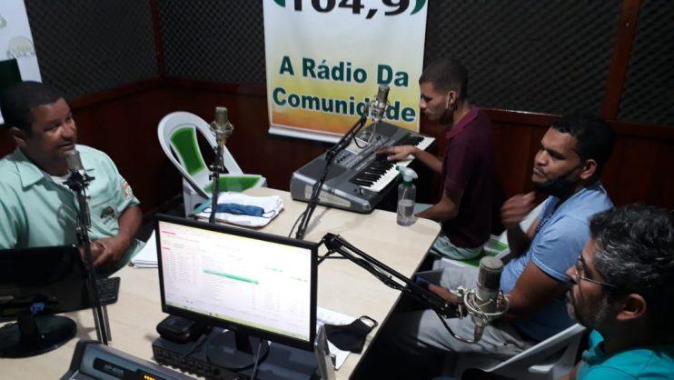 Músicos locais agradecem prefeitura de Eunápolis por oportunidade na Vila do Forró 20