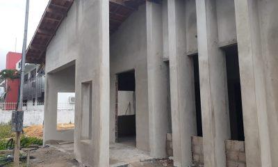O Centro de Parto Normal de Eunápolis (CPN) está com 50 % da obra concluída 16