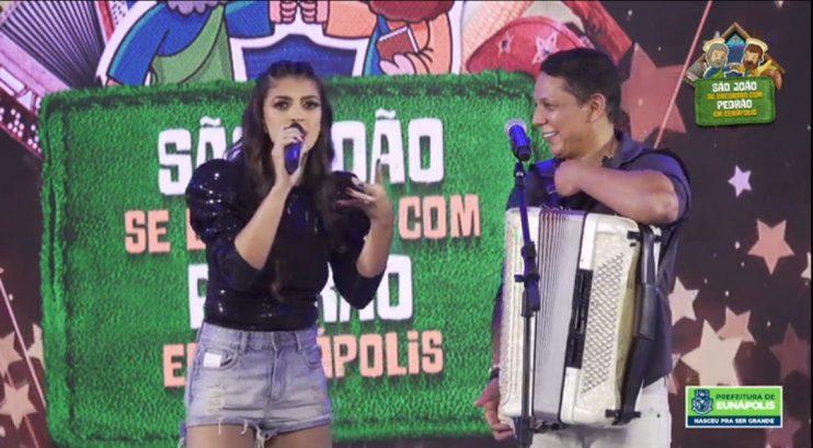 Live Encontro do São João Com Pedrão em Eunápolis foi sucesso absoluto 31