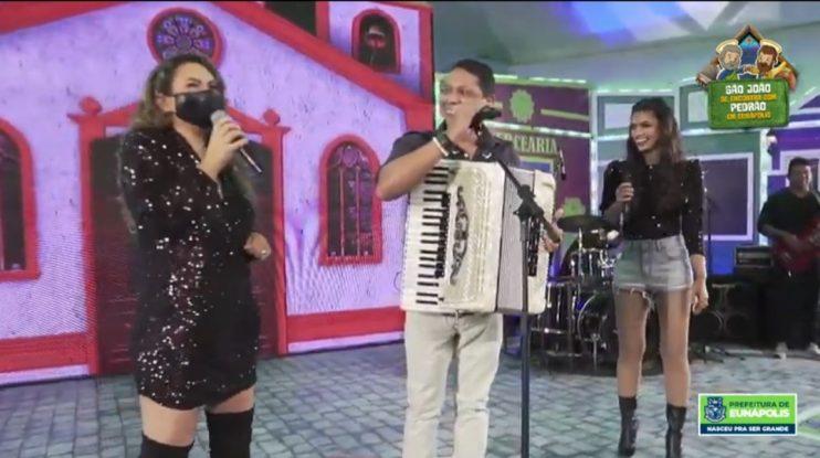 Live Encontro do São João Com Pedrão em Eunápolis foi sucesso absoluto 30