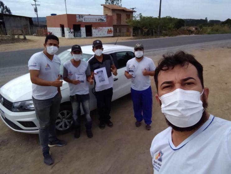 Saúde de Guaratinga lança campanha de combate à malária após surto no extremo sul da Bahia 25