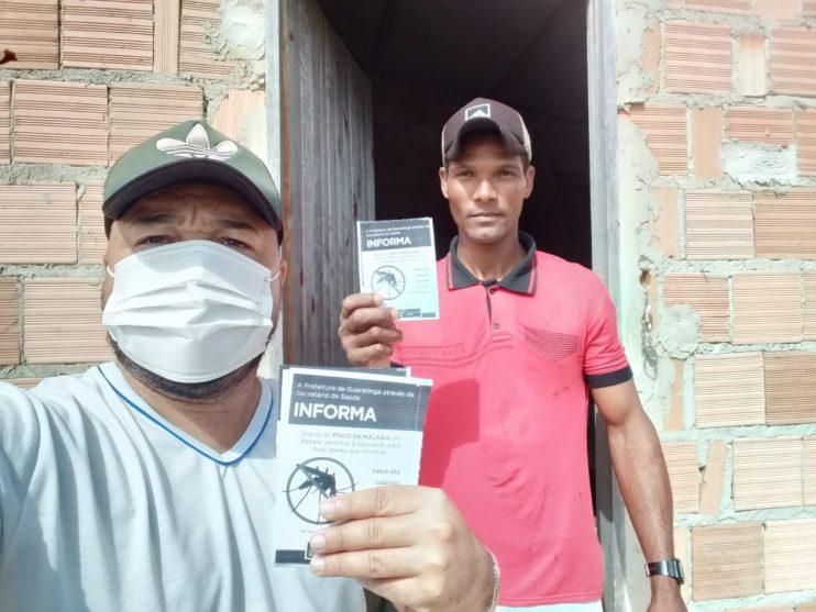 Saúde de Guaratinga lança campanha de combate à malária após surto no extremo sul da Bahia 24