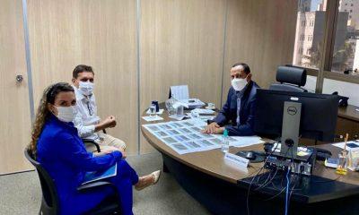 Prefeita se reúne com superintendente do DNIT para discutir melhorias na infraestrutura de Eunápolis 28
