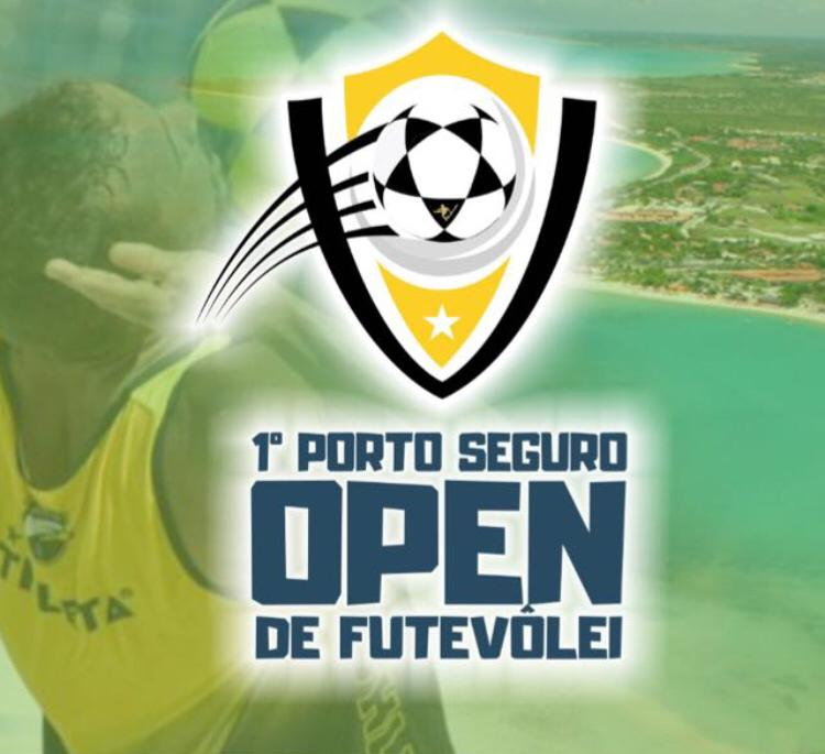 A Terra Mãe do Brasil, promove de hoje até domingo, o 1 ° Porto Seguro Open de Futevolei. 18
