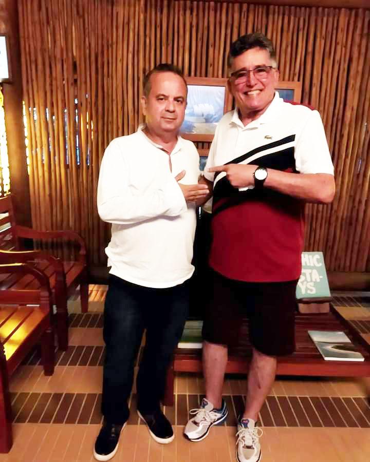 Porto Seguro: Prefeito Jânio Natal visita Ministro Rogério Marinho após intervenção cirúrgica 18
