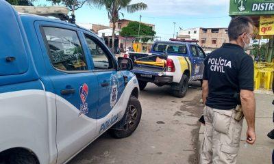 Guarda Municipal e Polícia Civil recuperam equipamentos furtados da academia a céu aberto do Minha Casa, Minha Vida 24