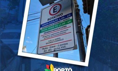 Empenho da Prefeitura garante o fim da Zona Azul em Porto Seguro 25