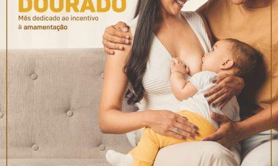 """""""Agosto Dourado"""" reforça a importância do aleitamento materno em Eunápolis 19"""