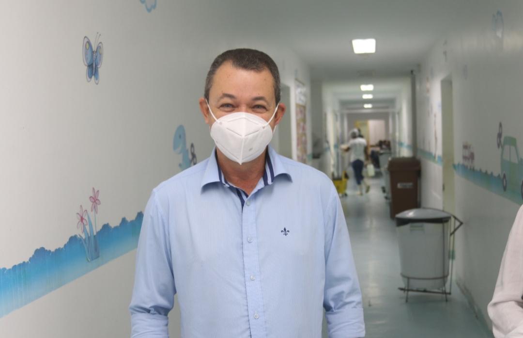 Hospital Regional é reestruturado para beneficiar população de Eunápolis 23