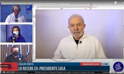 Contra voto impresso, Lula diz que eleição roubada foi a de Bolsonaro 22