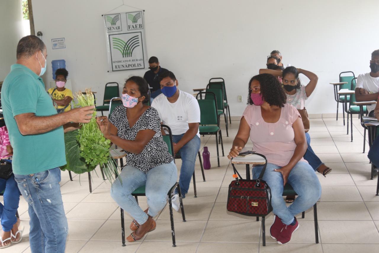 Secretaria de Agricultura apresenta resultado dos selecionados do Programa de Aquisição de Alimentos 23