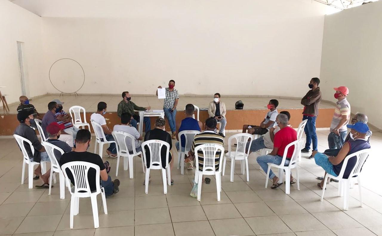 Reunião discute regularização dos açougueiros de Guaratinga 23