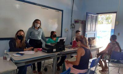 Secretaria de Assistência Social leva serviços assistenciais à comunidade do Ponto Maneca 46