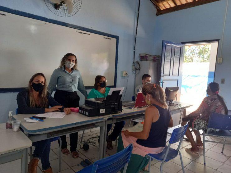 Secretaria de Assistência Social leva serviços assistenciais à comunidade do Ponto Maneca 24