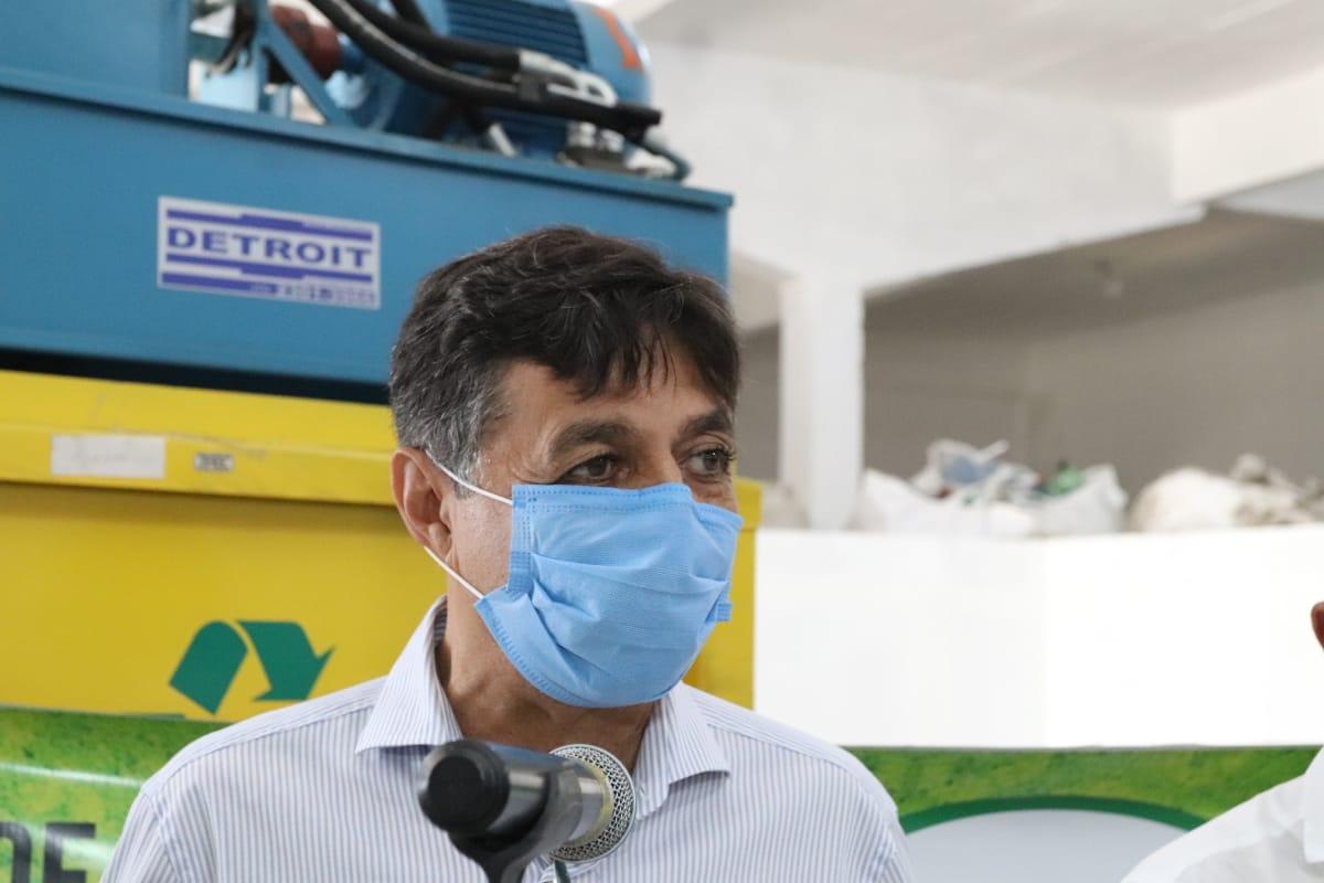 """Com apoio da Prefeitura de Eunápolis, catadores recebem capacitação e equipamentos no programa """"Pró-Catador"""" 18"""