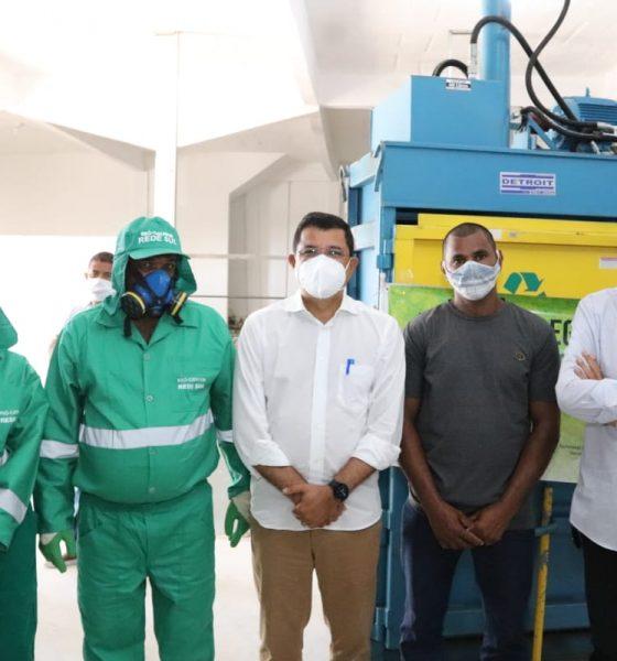 """Com apoio da Prefeitura de Eunápolis, catadores recebem capacitação e equipamentos no programa """"Pró-Catador"""" 24"""