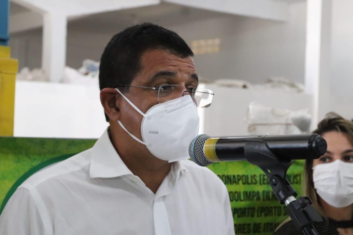 """Com apoio da Prefeitura de Eunápolis, catadores recebem capacitação e equipamentos no programa """"Pró-Catador"""" 19"""