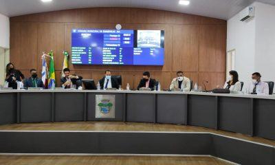 Câmara de Eunápolis aprova reajuste salarial dos funcionários do Poder Executivo, Agentes de Saúde e de Endemias 11