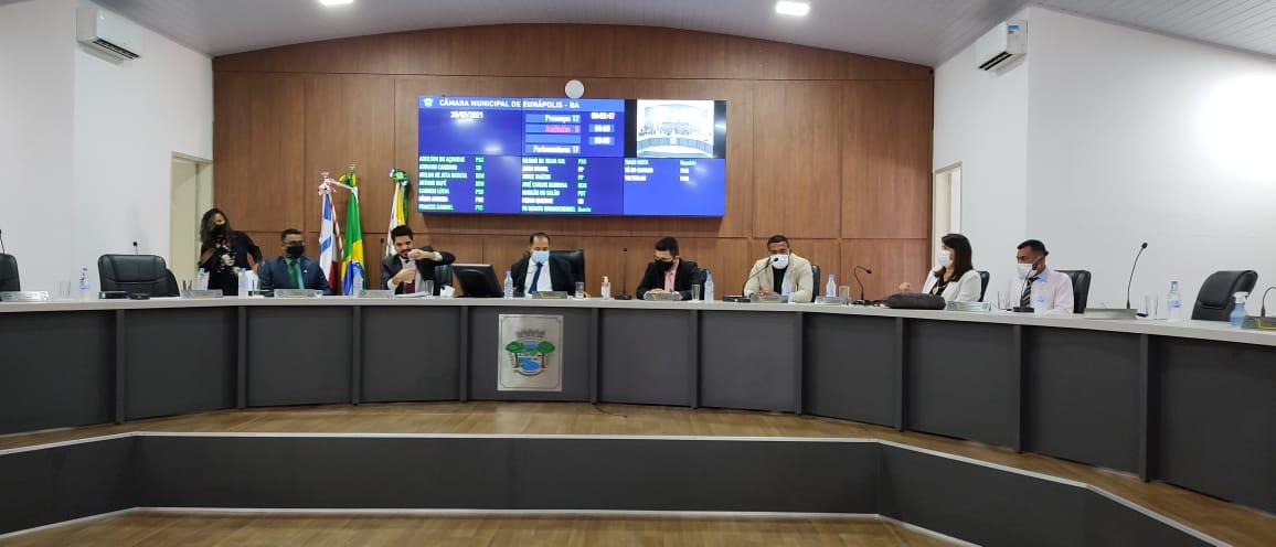 Câmara de Eunápolis aprova reajuste salarial dos funcionários do Poder Executivo, Agentes de Saúde e de Endemias 20