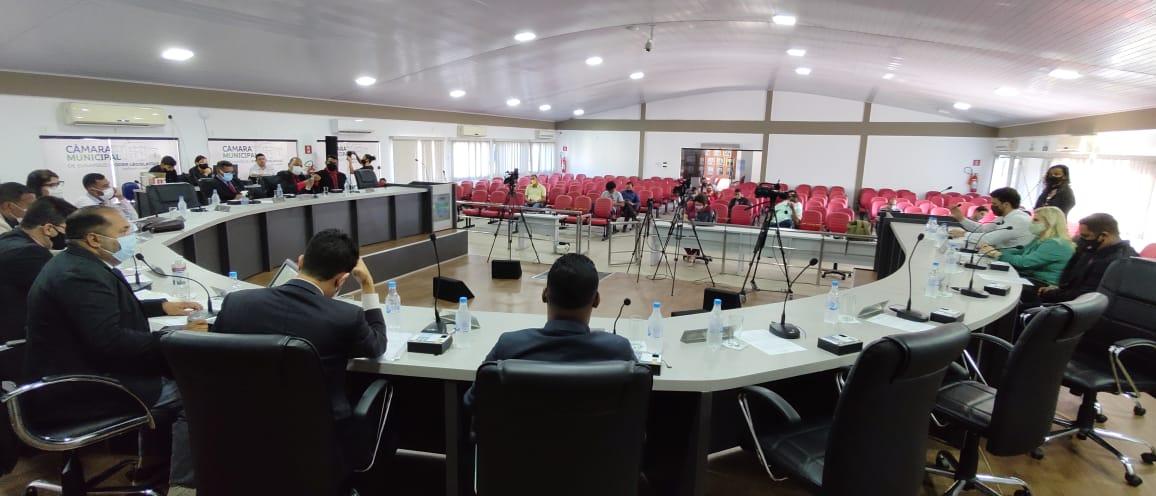 Câmara de Eunápolis aprova reajuste salarial dos funcionários do Poder Executivo, Agentes de Saúde e de Endemias 21