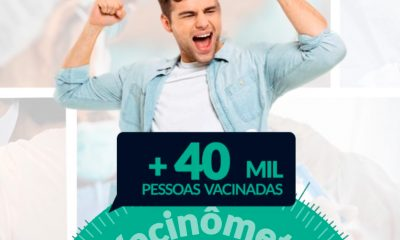 Eunápolis ultrapassa marca de 40 mil vacinados contra a Covid-19 35