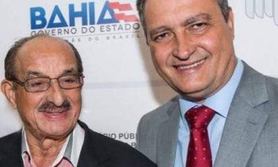 'Não voto em Wagner', diz ex-prefeito de Itabuna Fernando Gomes, que cogita apoiar Neto 27