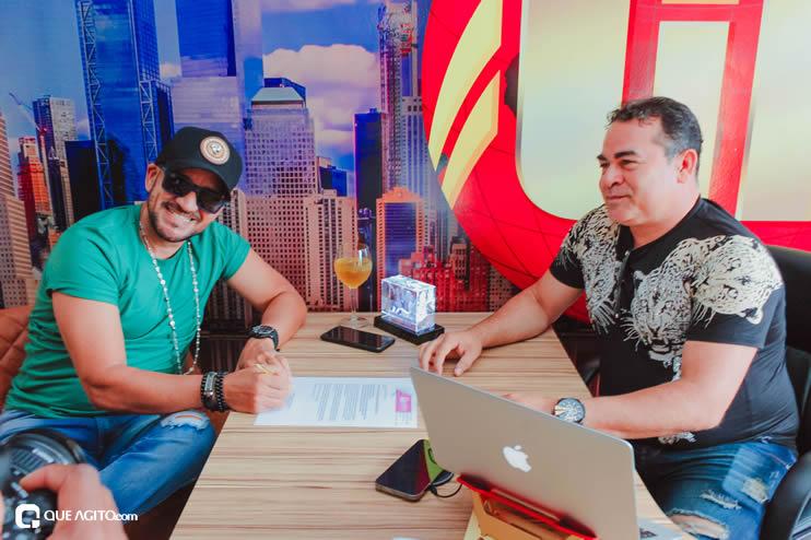 Matrix Produtora assina contrato com cantor Netinho do Forró 24