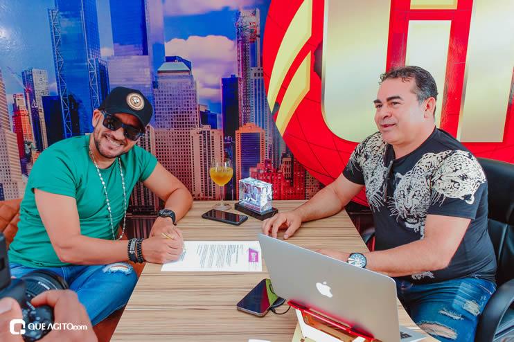 Matrix Produtora assina contrato com cantor Netinho do Forró 18