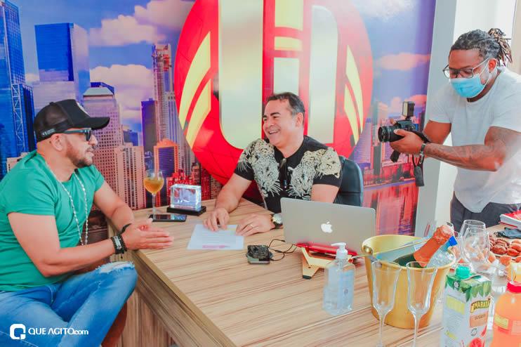 Matrix Produtora assina contrato com cantor Netinho do Forró 20