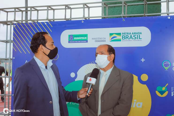 Inauguração da Estação Cidadania é marco para infraestrutura esportiva de Eunápolis 40