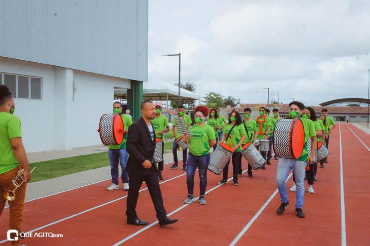 Inauguração da Estação Cidadania é marco para infraestrutura esportiva de Eunápolis 56