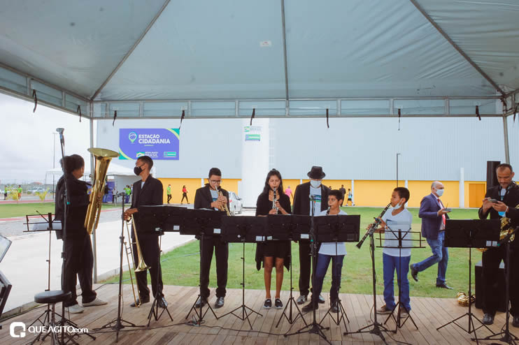 Inauguração da Estação Cidadania é marco para infraestrutura esportiva de Eunápolis 69