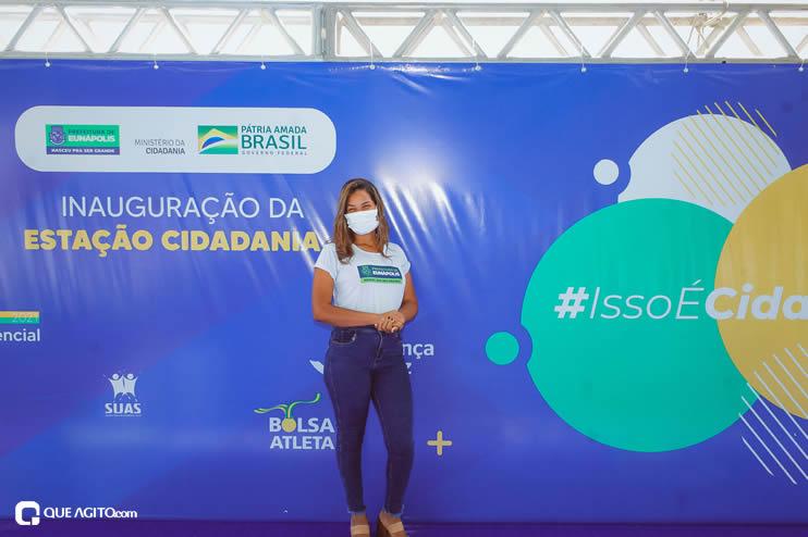 Inauguração da Estação Cidadania é marco para infraestrutura esportiva de Eunápolis 73