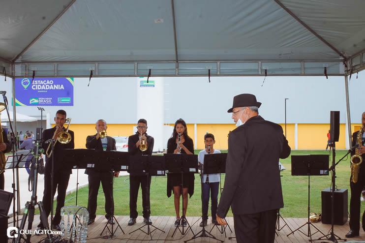 Inauguração da Estação Cidadania é marco para infraestrutura esportiva de Eunápolis 81