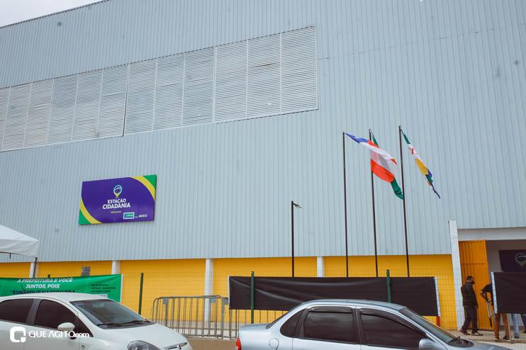 Inauguração da Estação Cidadania é marco para infraestrutura esportiva de Eunápolis 112