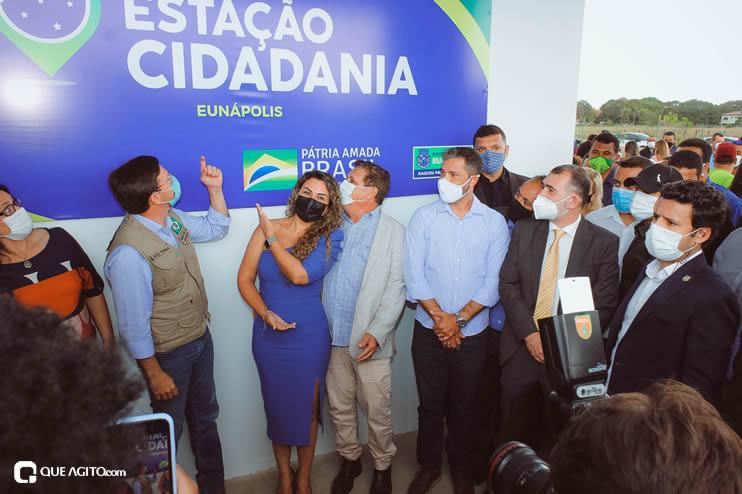 Inauguração da Estação Cidadania é marco para infraestrutura esportiva de Eunápolis 136