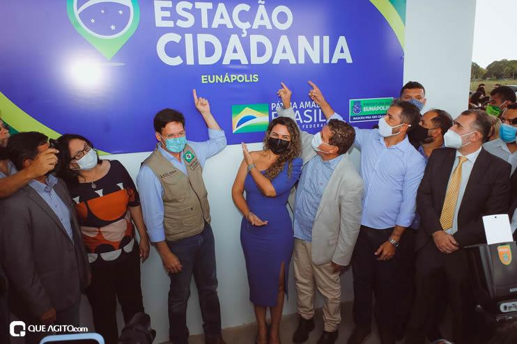 Inauguração da Estação Cidadania é marco para infraestrutura esportiva de Eunápolis 141