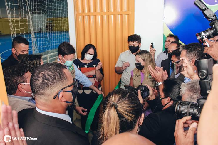 Inauguração da Estação Cidadania é marco para infraestrutura esportiva de Eunápolis 143