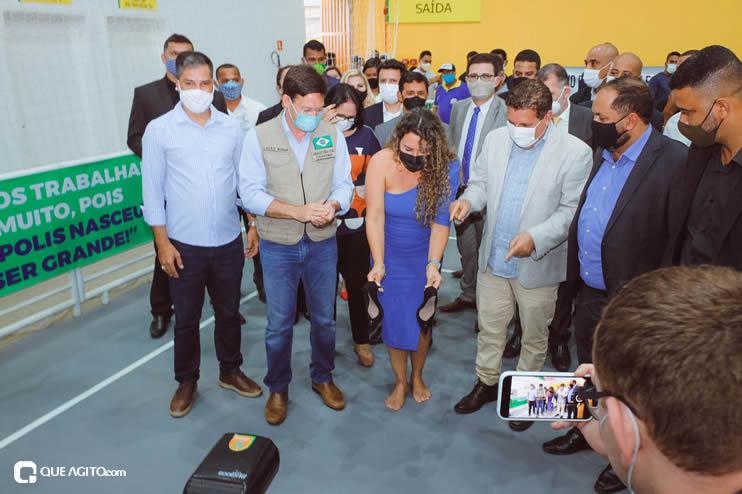 Inauguração da Estação Cidadania é marco para infraestrutura esportiva de Eunápolis 145