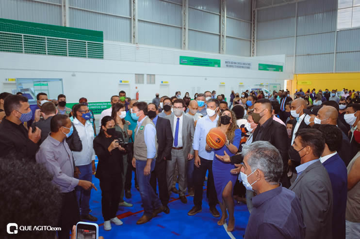 Inauguração da Estação Cidadania é marco para infraestrutura esportiva de Eunápolis 156