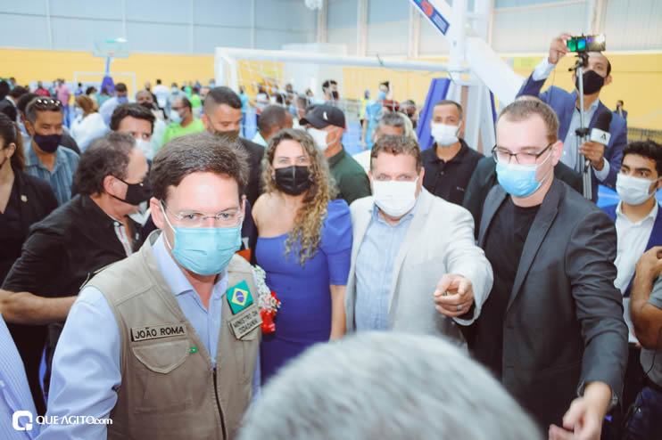 Inauguração da Estação Cidadania é marco para infraestrutura esportiva de Eunápolis 165