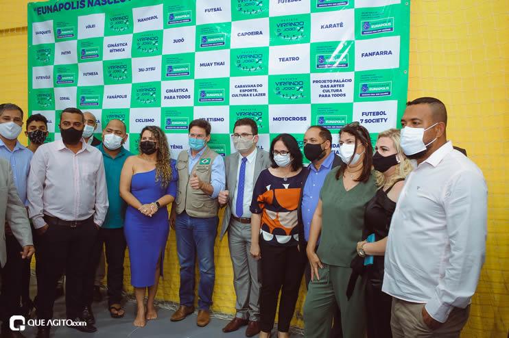 Inauguração da Estação Cidadania é marco para infraestrutura esportiva de Eunápolis 174