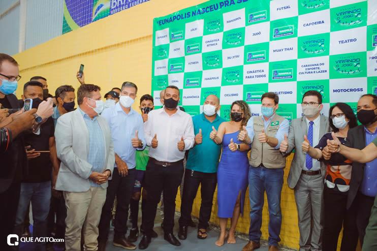 Inauguração da Estação Cidadania é marco para infraestrutura esportiva de Eunápolis 177