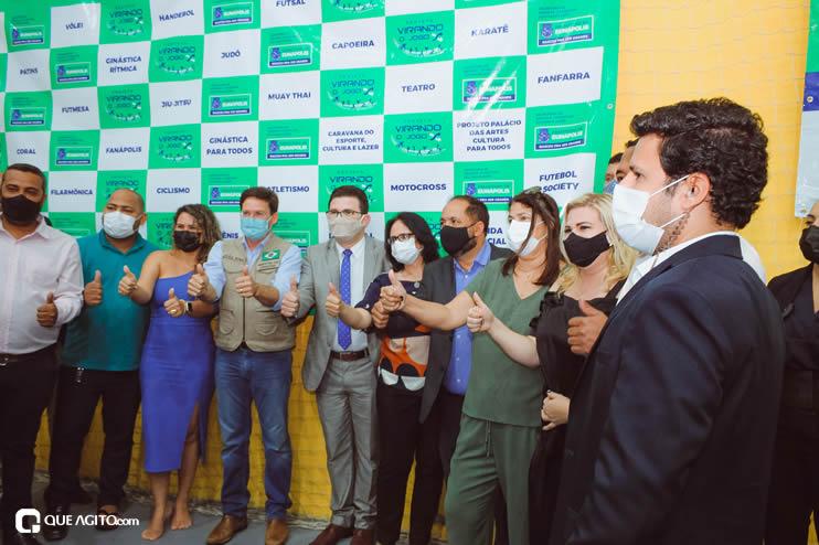Inauguração da Estação Cidadania é marco para infraestrutura esportiva de Eunápolis 176