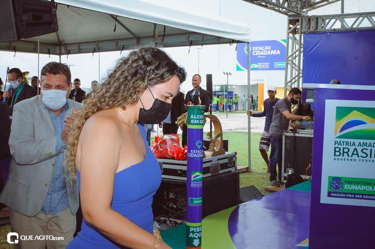 Inauguração da Estação Cidadania é marco para infraestrutura esportiva de Eunápolis 202