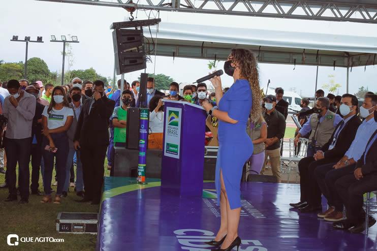 Inauguração da Estação Cidadania é marco para infraestrutura esportiva de Eunápolis 246