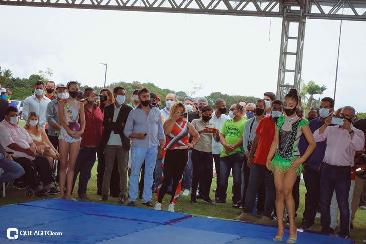 Inauguração da Estação Cidadania é marco para infraestrutura esportiva de Eunápolis 267