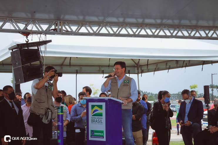 Inauguração da Estação Cidadania é marco para infraestrutura esportiva de Eunápolis 321